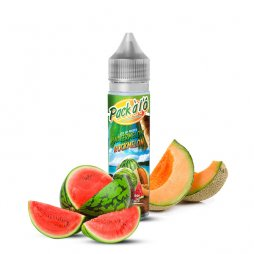 Watermelon Rockmelon V2 0mg 50ml - Pack à l'Ô