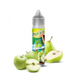 Apple Pear V2 0mg 50ml - Pack à l'Ô