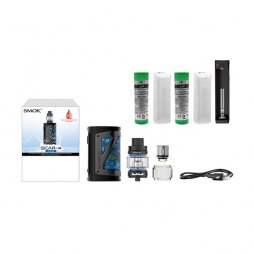 [Bonus Pack] Pack scar 18 Smoktech + 25R Samsung + MC1 chargeur Xtar