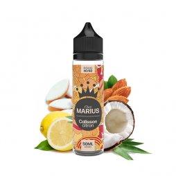 Calisson Citron 0mg 50ml - Chez Marius by e.Tasty