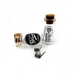 Coils NI80 28GAx3-36GAx1 (2pcs) - La petite bobine Française