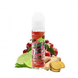 X2 Cherry Lime Ginger 0mg 50ml - Nomenon