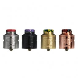 Kali RDA RSA 28mm Limited Edition Master Kit - QP Design