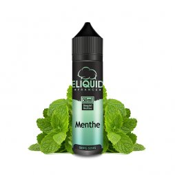 Menthe 0mg 50ml - Eliquid France