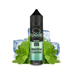 Menthe Glaciale 0mg 50ml - Eliquid France