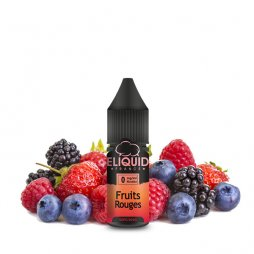 Fruits rouges 10ml - Eliquid France