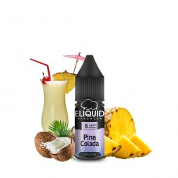 Pina Colada - Eliquid France