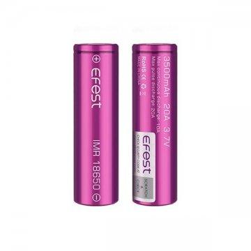 Battery IMR 18650 3500mAh 20A flat top - Efest