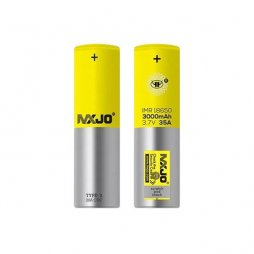 MXJO 18650 3000mah 35AMP RECHARGEABLE
