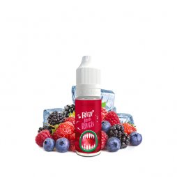Freeze Red Fruits 10ml - Liquidéo