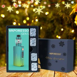 Kit GEN S Christmas Limited  Edition - Vaporesso