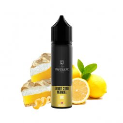 La Tarte Au Citron Meringuée 0mg 50ml - Maison Distiller