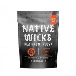 Platinium Plus + cotton - Native Wicks