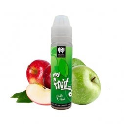 Two Apples 0mg 50ml - My Fruit Mix by My Mix Premium