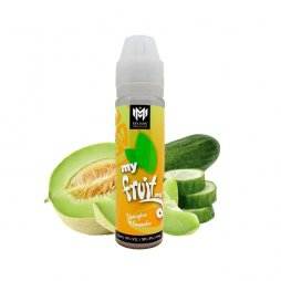Honeydew Cucumber 0mg 50ml - My Fruit Mix by My Mix Premium
