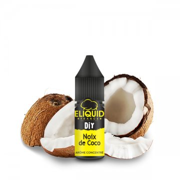 Concentrate Coconut 10ml - Eliquid France