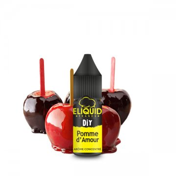 Concentrate Candy Apple 10ml - Eliquid France