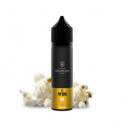 Le Pop Corn 0mg 50ml - Maison Distiller