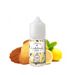 Concentrate Madeleine Citron 30ml - Le Coq qui Vape