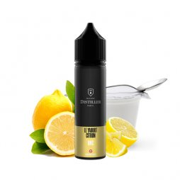 Le Yaourt Citron 0mg 50ml - Maison Distiller