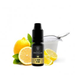 Le Yaourt Citron 10ml - Maison Distiller