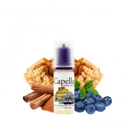 Concentré Blueberry Cinnamon Crumble 10ml - Capella