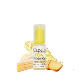 Concentré Yellow Cake 10ml - Capella