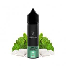Le Gum Menthe Chlorophylle 0mg 50ml - Maison Distiller