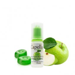 Concentré Green Apple Hard Candy 10ml - Capella