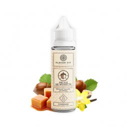 Delice De Noisette 0mg 50ml - Flavor Hit