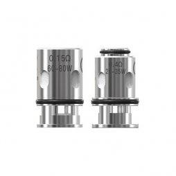 Résistances Cold Steel XP Coil 0.15 Ω / 0.4 Ω (5pcs) - Artery