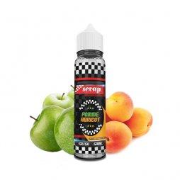 Pomme Abricot 0mg 50ml - Sevap