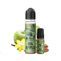 Big Apple 0mg 50ml + Booster 10ml - MoonShiners