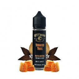Tobacco Trail 0mg 50ml - Cuttwood Distinctive