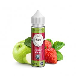 Pomme Fraise 0mg 50ml - Tasty Collection
