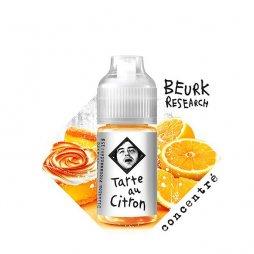 Concentrate Tarte au citron  30ml - Beurk Research