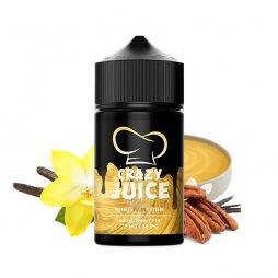 Crazy Juice Mukkies Pecan Custard 0mg 50ml - Mukk Mukk