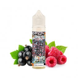 Cassis Framboise 0mg 50ml - Artiste by 814
