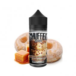 Salted Caramel Doughnut 0mg 100ml - Chuffed Dessert