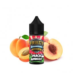 Concentrate Peach Apricot 30ml - Fruity Champions League