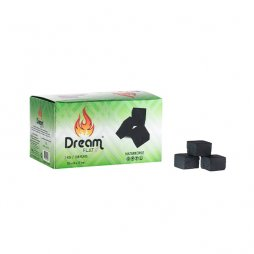 Natural charcoal for hookahs FLAT format