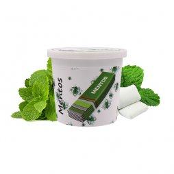 Hookah paste 120g Mentos (Chlorophyll) - Ice Frutz