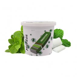 Pâte pour chicha 120g Mentos (Chlorophylle) - Ice Frutz