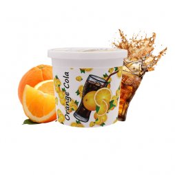 Pâte pour chicha 120g Orange Cola - Ice Frutz