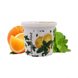 Pâte pour chicha 120g Orange Menthe - Ice Frutz