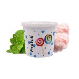Hookah paste 120g Fireball (Cotton candy mint) - Ice Frutz