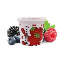 Hookah paste 120g Red Berries (Wild strawberry) - Ice Frutz