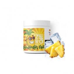 Moassel aromatisé pour chicha 200g Ananas chill Ananas glacé - Zero