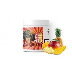 Flavored moassel for shisha 0 Queens (Mélange de 20 fruits) - Zero