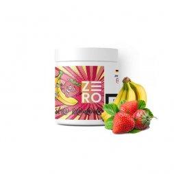 Flavored moassel for shisha 200g Straw Banana (Strawberry , Banana) - Zero